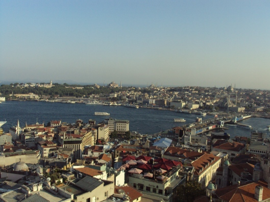 View from Galata Tower2