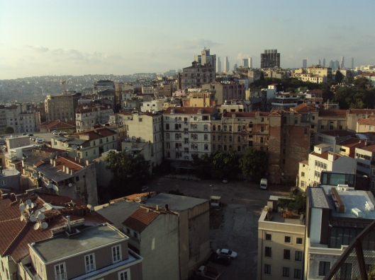 View from Galata Tower4