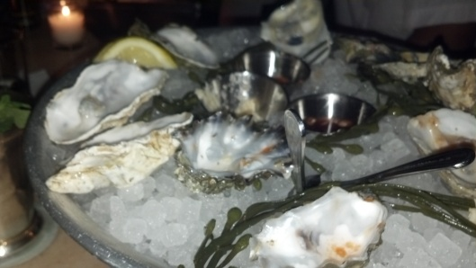 I'll definitely be going back to Maison Premiere for some oysters and absinthe while in Brooklyn!