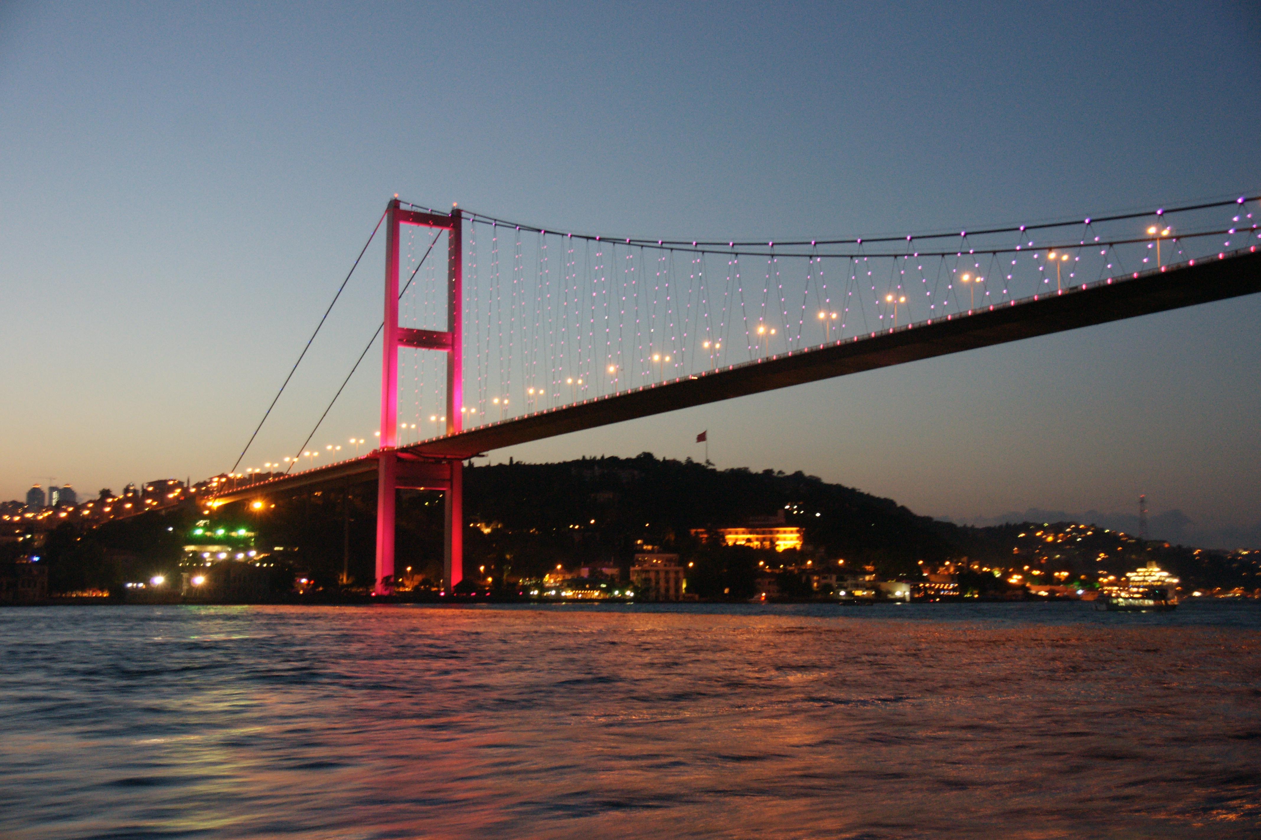 Bosphorus Bridge Wikipedia